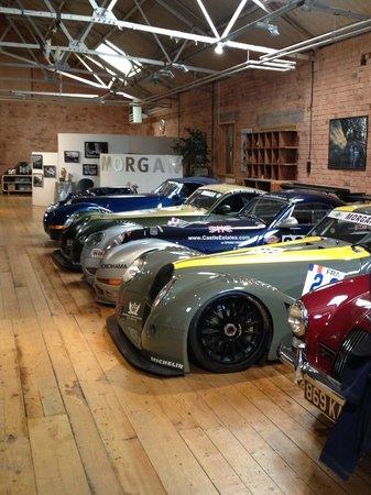 Morgan Motor Company Factory Car Collection