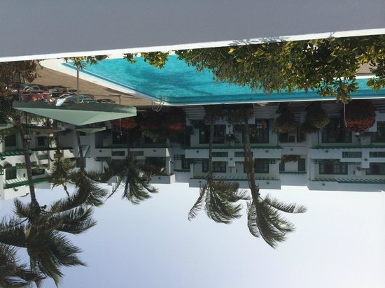 Mansion Nazaret: les piscines