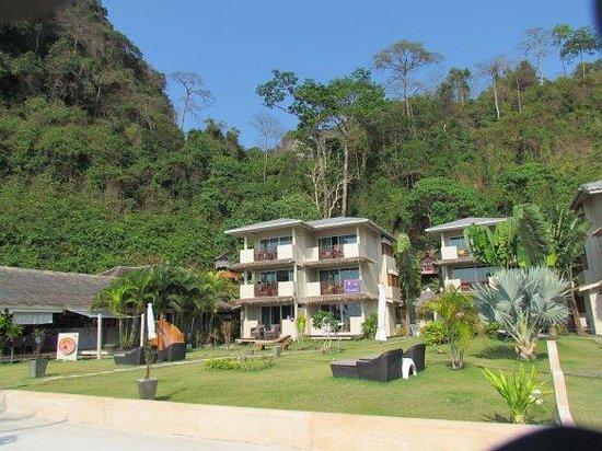 Mama Beach Residence: l'hotel