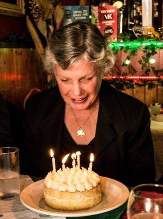 Casa Franco: Happy birthday Doreen!