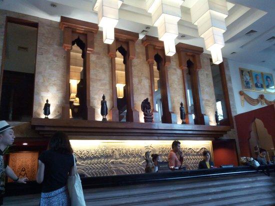 Angkor Miracle Resort & Spa: Lobby