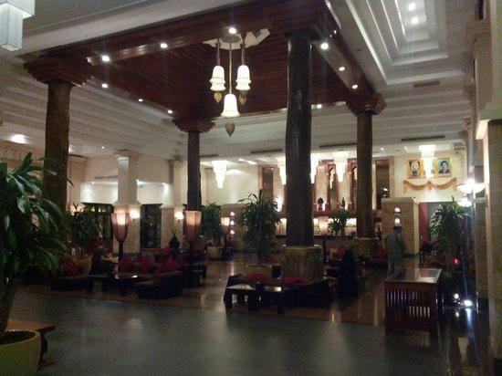 Angkor Miracle Resort & Spa : Lobby