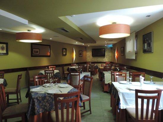 Gran Hotel Rural Cela: comedor