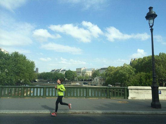 Open Tour Paris : view from the bus