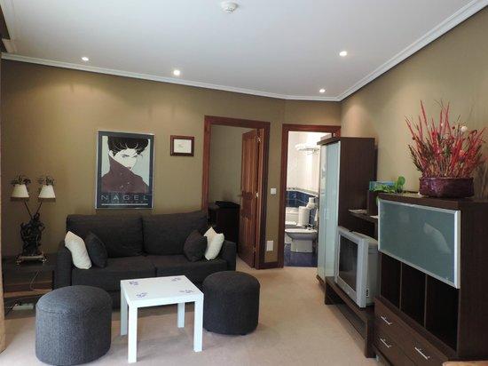 Gran Hotel Rural Cela: habitación apartamento