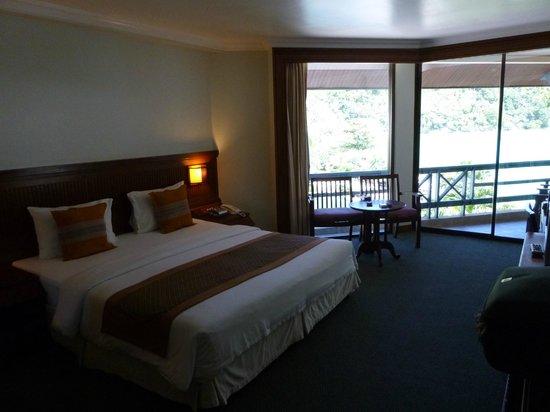 Phi Phi Island Cabana Hotel : Ma chambre