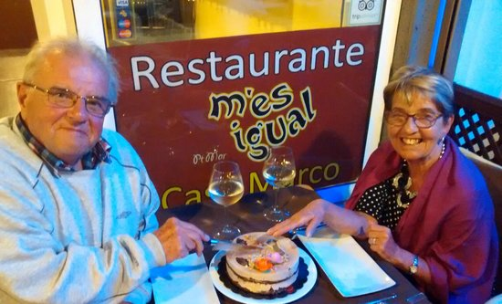 Grill-Restaurante M'es Igual: Simply the Best