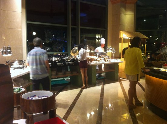 Cafe Brio's: Buffet