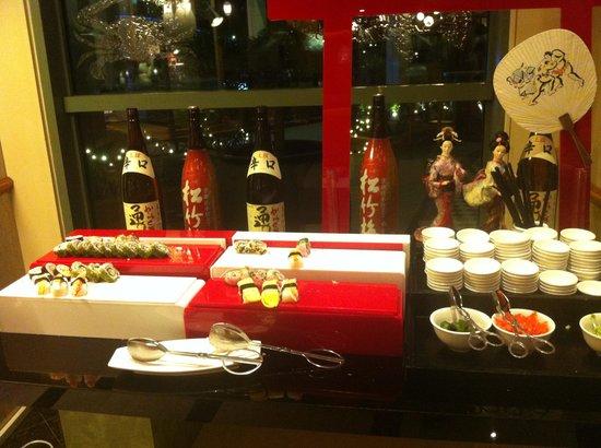 Cafe Brio's: Sushi