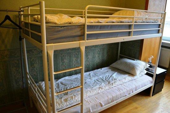 Green ManGo Hostel: мужская 6-местная комната