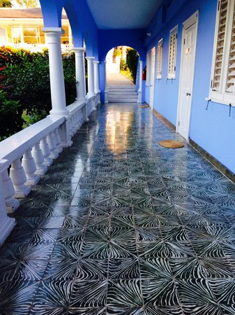 Jamaica Inn : Premiere verandah suites
