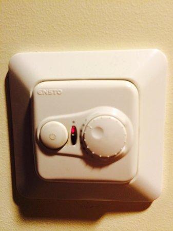 Ring Premier Hotel : Теплый пол в ванной
