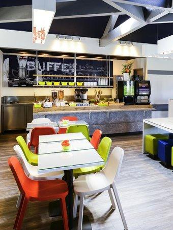 Ibis Budget Arles Palais des Congres: Restaurant