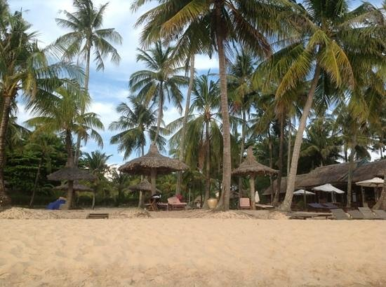 Mai House Resort : from the beach