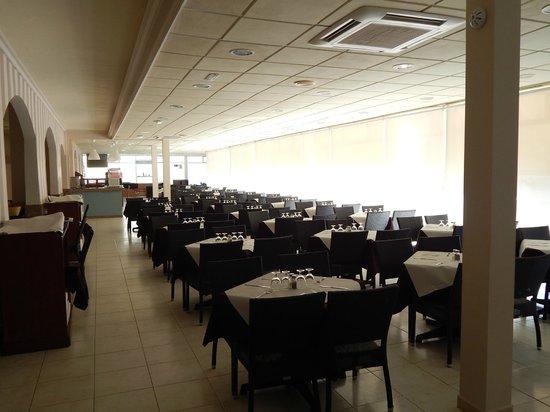Hotel Villamarina Club: Dining room