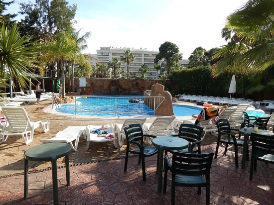 Hotel Villamarina Club: Kids Pool