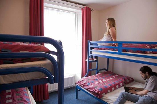 Ashfield Hostel: 4 bed dorm