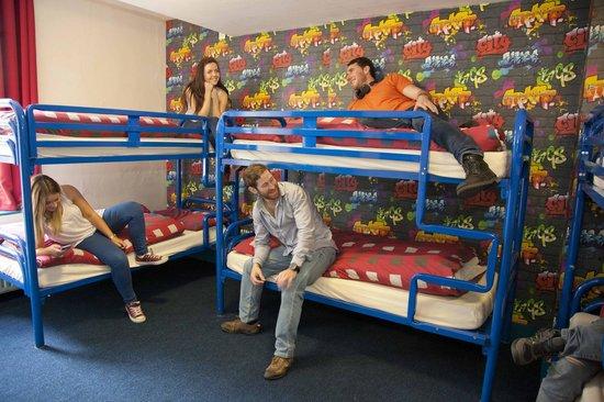 Ashfield Hostel: 6 bed dorm