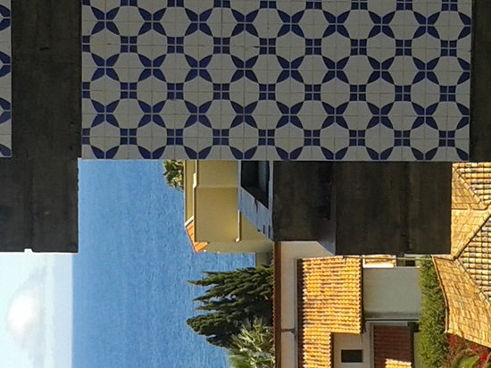 Hotel Gorgulho: balcony view