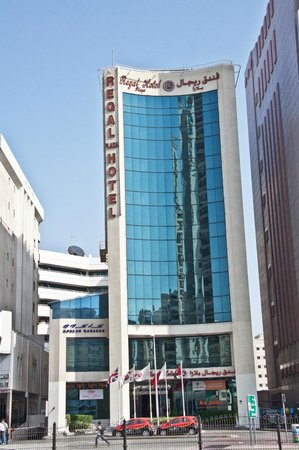 Regal Plaza Hotel Dubai