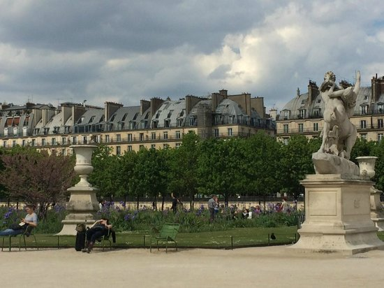 Spring picture of jardin des tuileries paris tripadvisor for Jardin 85