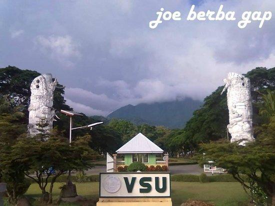 Visayas State University: Obelisks