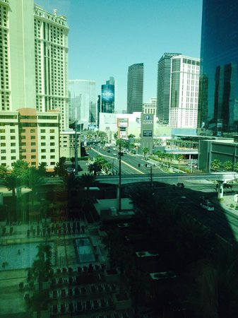 MGM Grand Hotel and Casino: View from tower 3