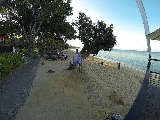 Melia Bali Indonesia : Plaj