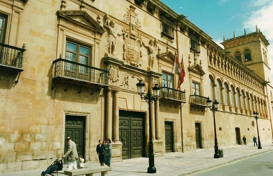 Palacio De Los Condes De Gomara Soria Updated July 2019 Top Tips