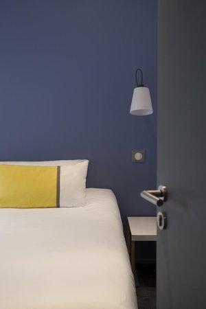 Hotel La Cour Carrée: Chambre