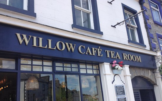 Willow Cafe Tea Room: willow cafè tea room  a Westport