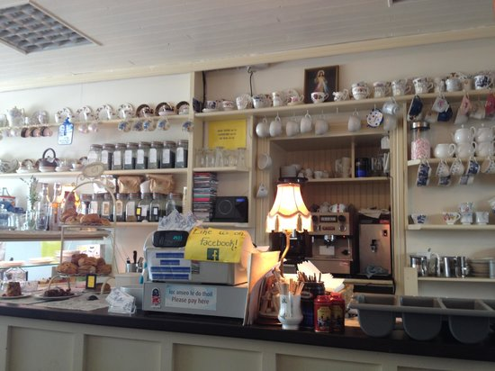 Willow Cafe Tea Room: tazzine deliziose