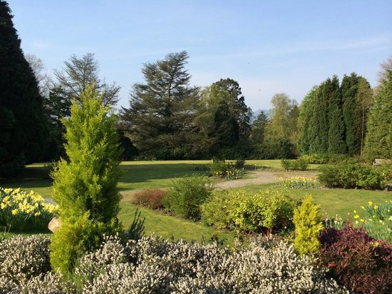 The Keswick Country House Hotel: grounds
