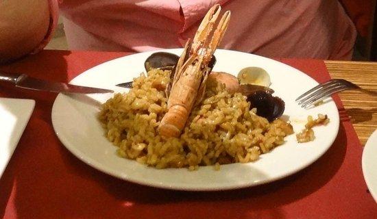 Corcega: Вкуснейшая паэлья!