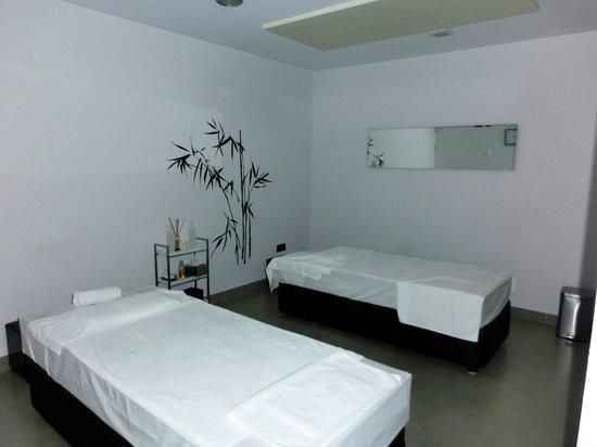 Hotel Spa Niwa: Sala de masajes