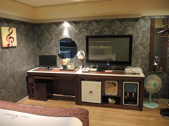 N Motel: комната
