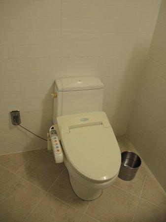 N Motel : ванная
