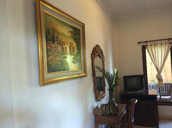 Bisma Sari Resort : Superior Room