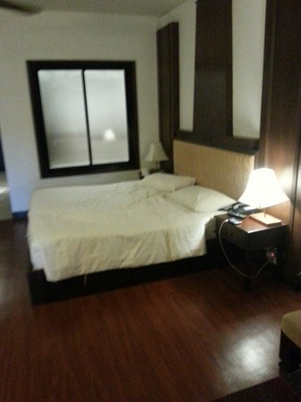 Ao Nang Naga Pura Resort & Spa : This is the room I stay . Had a great stay here . Very spacious . Peaceful when I wake up in the