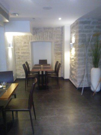 von Stackelberg Hotel Tallinn: restoran