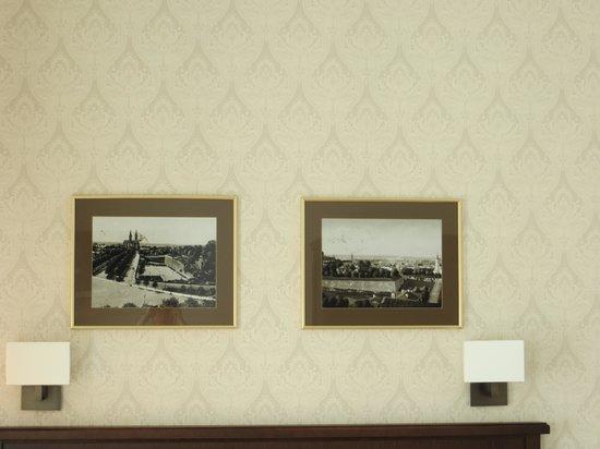 von Stackelberg Hotel Tallinn: decoration