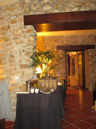 Hotel Peralta: Restaurante