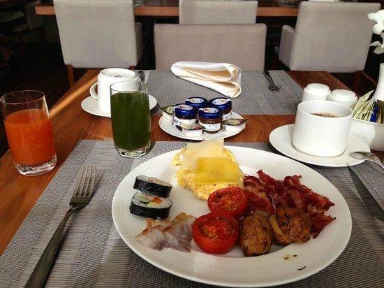 Hotel Nikko Saigon: Breakfast Buffet