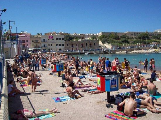 Gorgianis Hotel : Пляж почти рядом