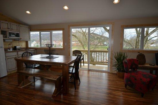 LakeStar Lodge: Suite