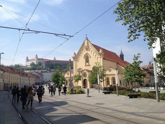 Running Tours Bratislava