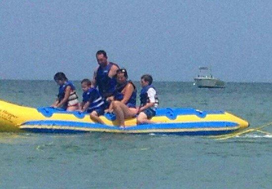 Banana boat clearwater
