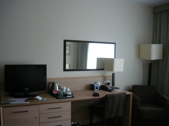Holiday Inn Warsaw - Jozefow: Номер