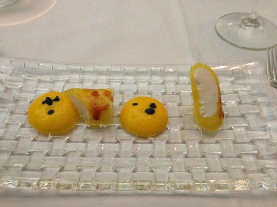 Metro Bistro - Plaza Mayor : 7 course taster menu