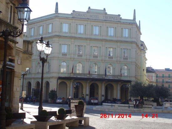 Grand Hôtel Des Thermes Saint Malo France Booking Com